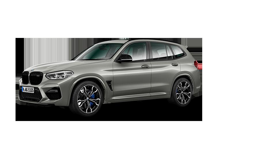 Nuova BMW X3 M