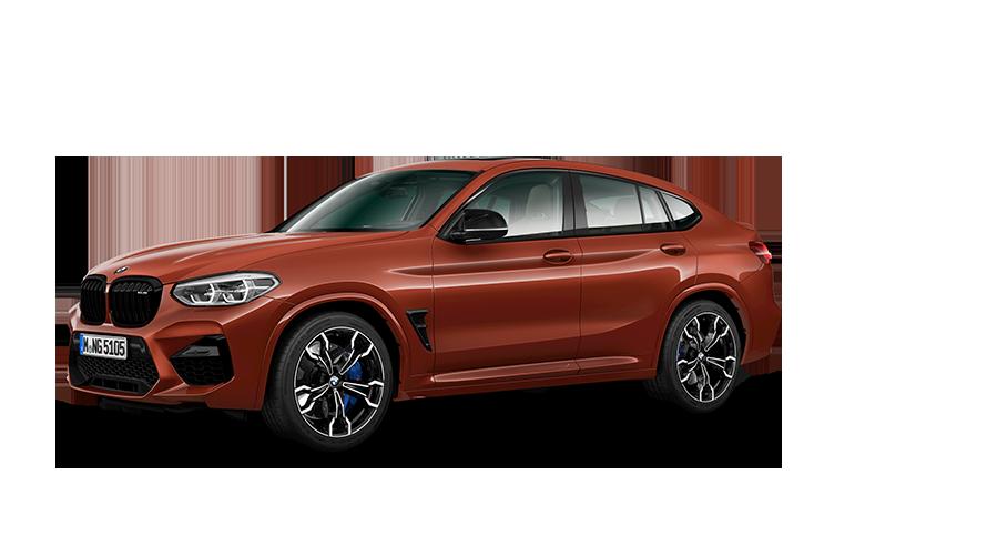 Nuova BMW X4 M
